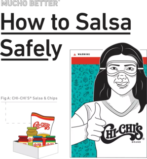 How to Salsa Safely