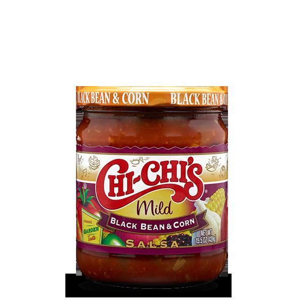 CHI-CHI'S® Black Bean & Corn Salsa Mild