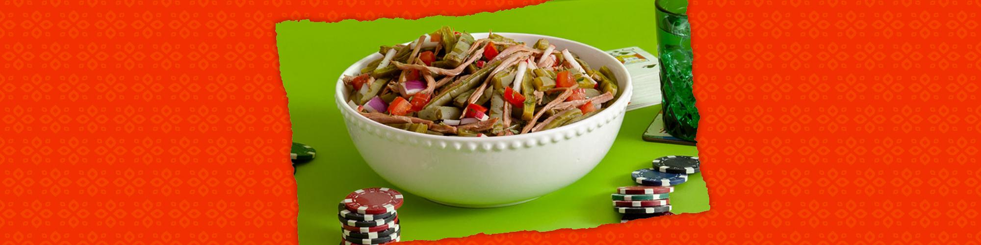 salsas shredded beef nopalitos