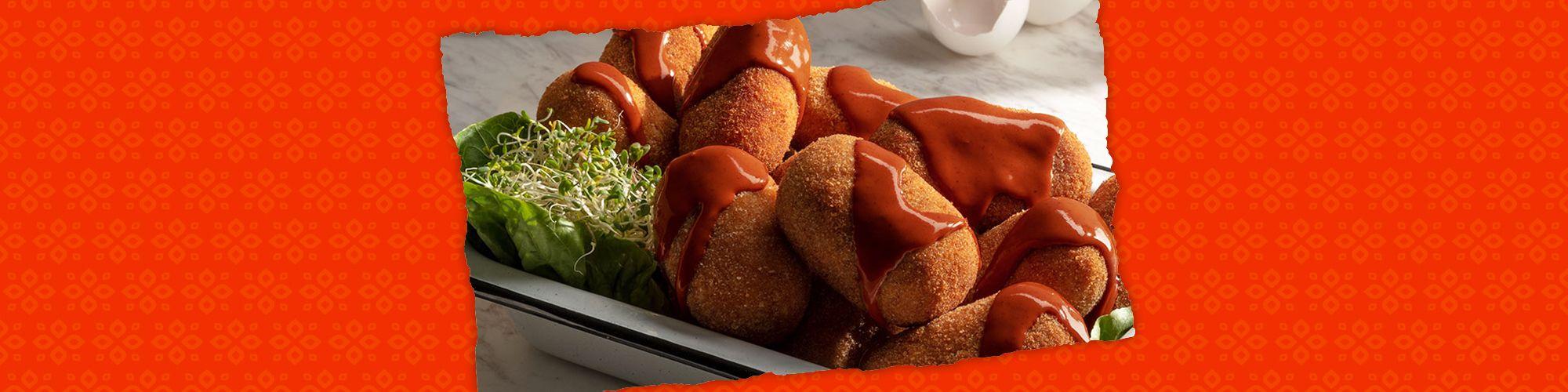 salsas pipian chicken banner