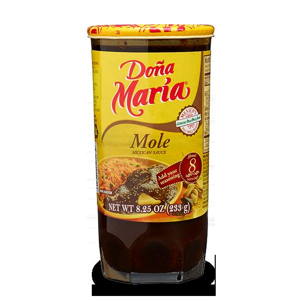 DOÑA MARÍA® Mole