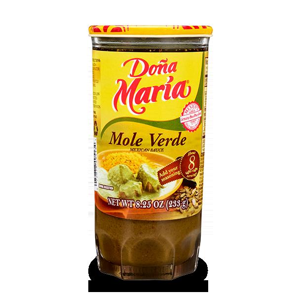 Dona_Maria_Mole_Verde_8.25oz