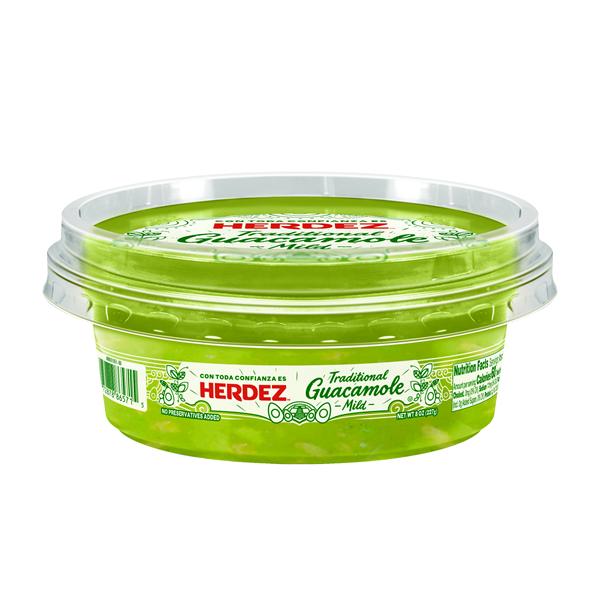 HERDEZ™ Traditional Guacamole Mild