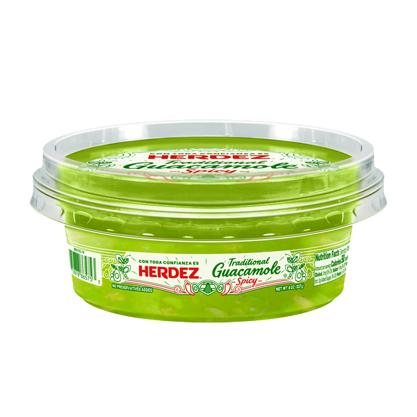 HERDEZ™ Traditional Guacamole Spicy