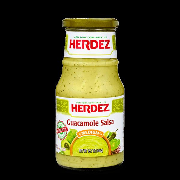 Herdez Guac Salsa Medium Salsas Herdez Herdez