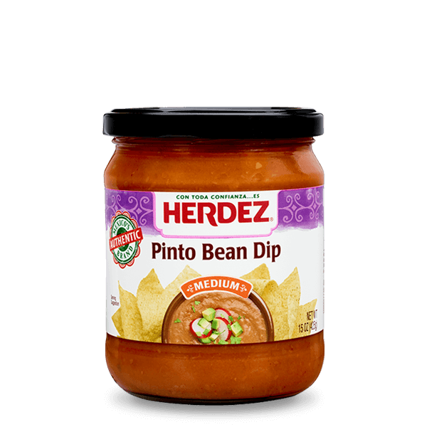 Herdez_Pinto_Bean_Dip_15oz_Medium