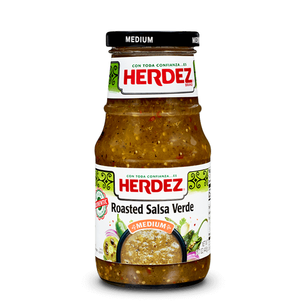 HERDEZ® Roasted Salsa Verde Medium