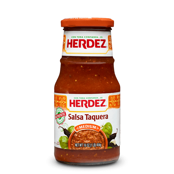HERDEZ® Salsa Taquera Medium