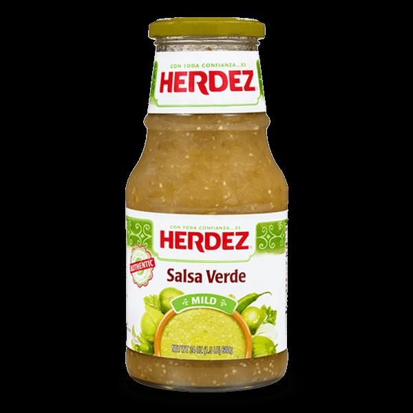 HERDEZ® Salsa Verde Mild