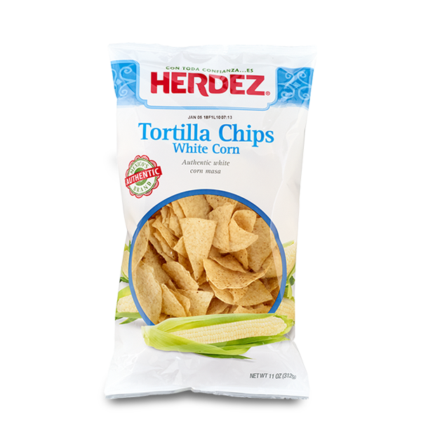 HERDEZ® White Corn Tortilla Chips