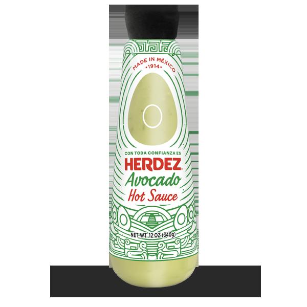 HERDEZ<sup>®</sup> Avocado Hot Sauce