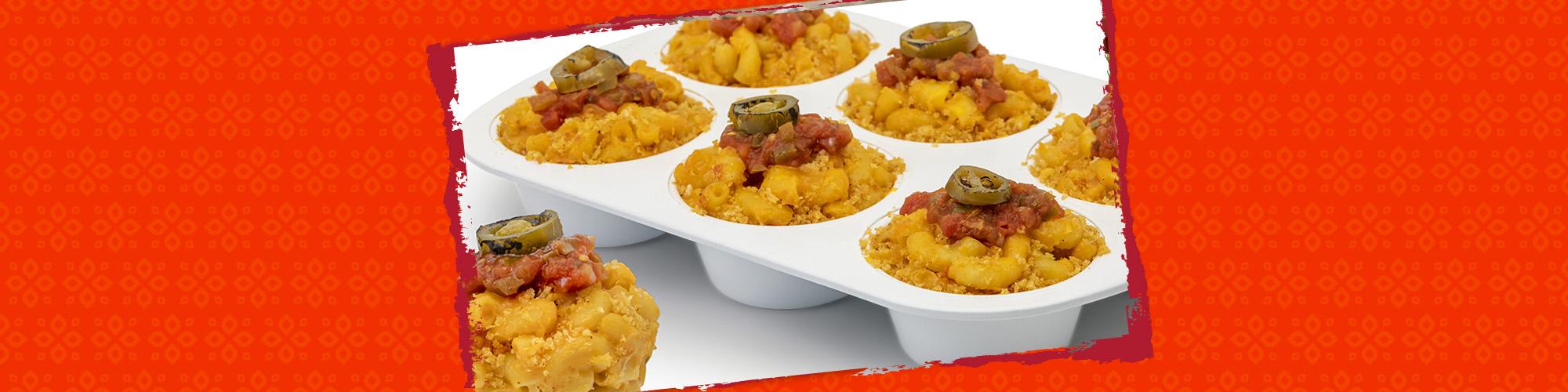Salsas mac and cheese