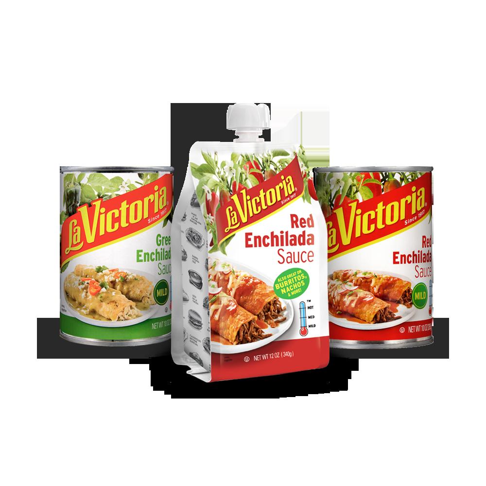 Enchilada Sauces