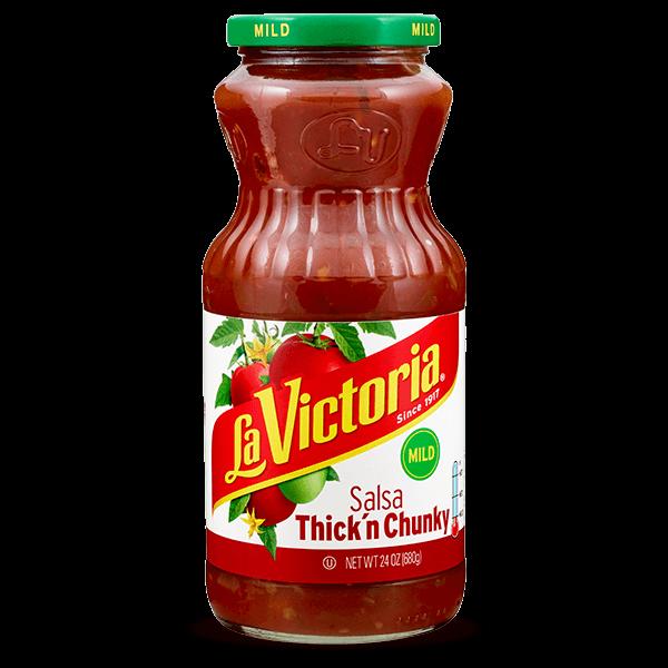 LA VICTORIA® Thick 'n Chunky Salsa Mild