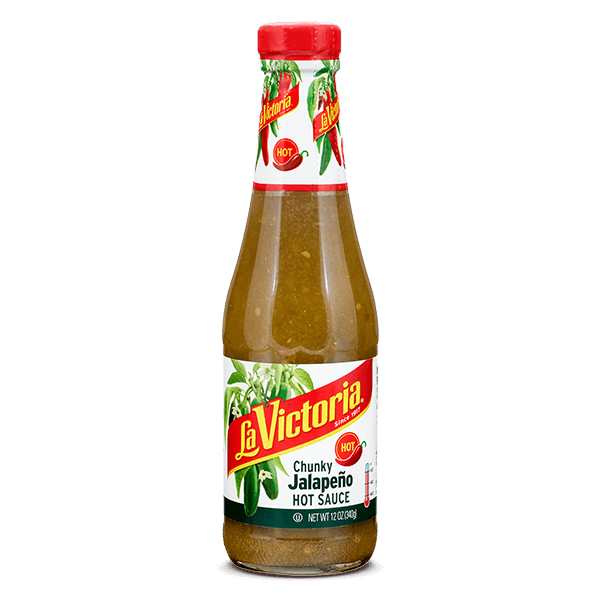 La_Victoria_Products_Hot_Sauce_Chunky_Jalapeno_12oz