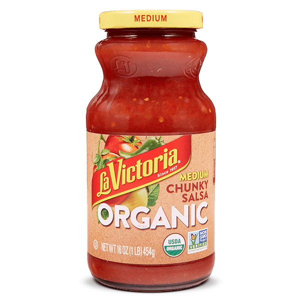 La_Victoria_Products_Salsa_Organic_Chunky_Salsa_Medium