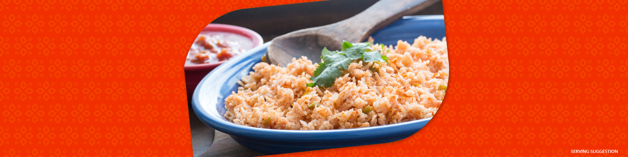 Salsas mexican rice with salsa and green chiles