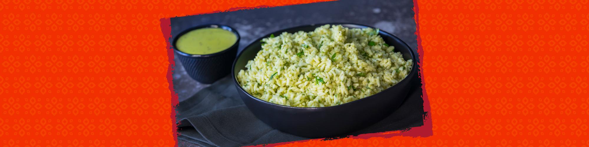 Salsas spanish rice