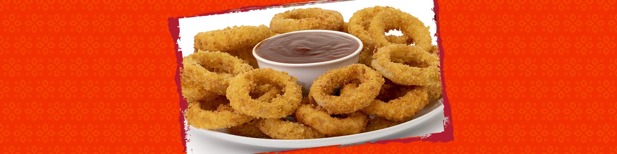 Salsas onion rings